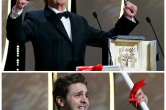Collage vincitori Cannes