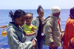 Lampedusa. Gli sbarchi, la terra promessa e…