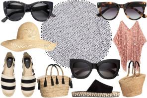 In spiaggia con stile! 10 cose che non possono mancare per essere al top