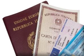 Dall'Italia alla Spagna. Documenti di un giovane europeo