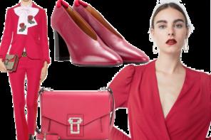 Una Primavera color lampone: alcune idee su come indossarlo
