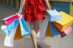 Lo shopping come cura per la felicità