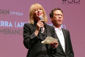 Diario di Cannes giorno 11: Uma Thurman premia l'Italia con Jasmine Trinca. Tra i big Joaquin Phoenix, Eva Green e Roman Polanski