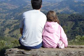 Famiglie con un solo genitore: Ecco la storia di un padre e una figlia