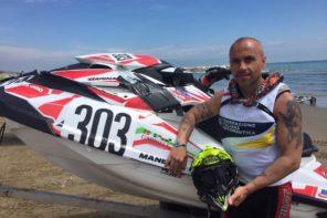 Esordio nella categoria F2 per il pilota di moto d'acqua Richard Ingarra