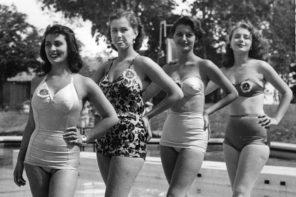 Il debutto del Bikini a Parigi