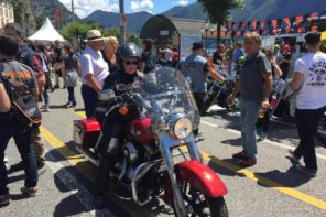 EUROPEAN HOG RALLY LUGANO 2017