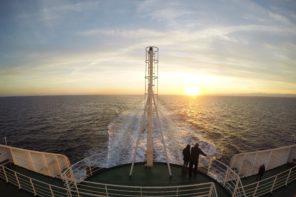 Autostrade del mare: superare la paura di volare raggiungendo l'Europa via mare