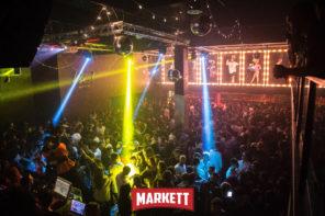 Markett: grande successo per il format innovativo della night life partenopea