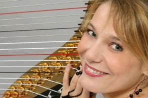 Intervista a Floraleda Sacchi, in concerto per arpa e live electronics a Palazzo Caracciolo
