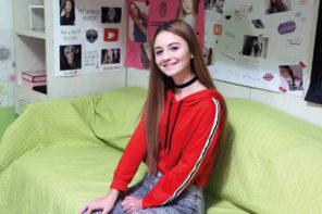 Martina Villamajna – La YouTuber che conquista i teenagers con messaggi sociali