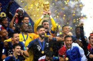 La Francia è campione del Mondo. L'organizzazione, un vero successo.