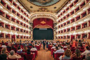 Successo per il Dorian Gray di Pierre Cardin al Teatro San Carlo di Napoli