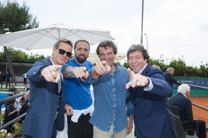 SALUTE, SPORT, SOLIDARIETA' E SPETTACOLO: al via l'ottava edizione del Tennis & Friends