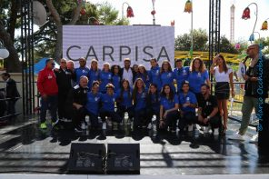 CALCIO FEMMINILE, PRESENTAZIONE ALL'EDENLANDIA DEL NAPOLI CARPISA YAMAMAY