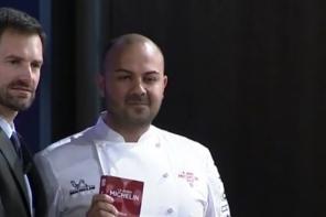 Angelo Carannante la nuova stella Michelin 2019 in Campania