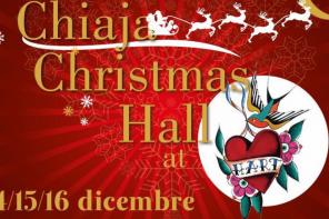 """TORNA """"CHIAJA CHRISTMAS HALL"""""""