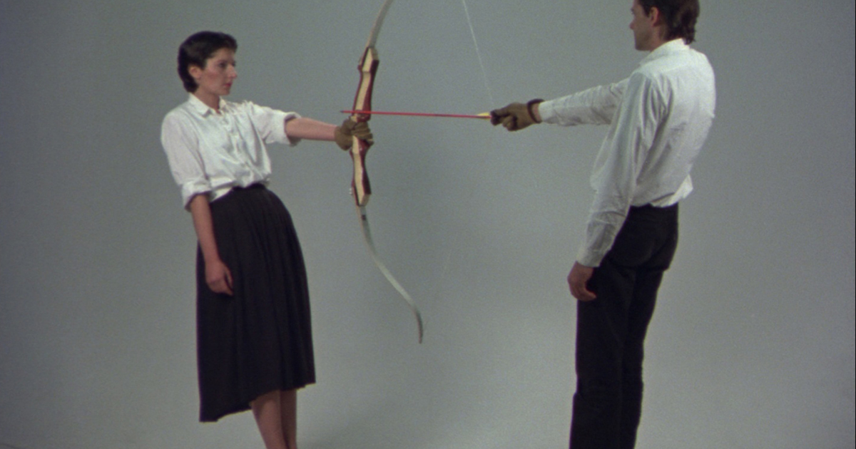 "MARINA ABRAMOVIC, ""THE CLEANER"""