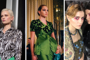 Altaroma 2019: i makeup trend dell'Alta Moda