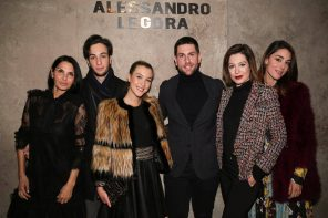 A FASHION  BRUNCH WITH ALESSANDRO LEGORA