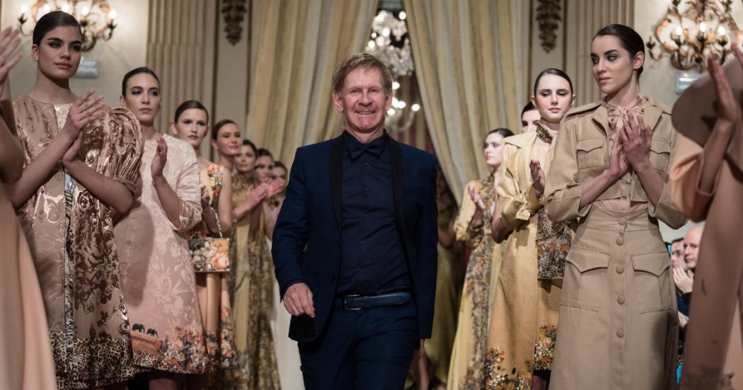 43e8178a81fc Grande successo alla 21  edizione del World of Fashion a Palazzo ...