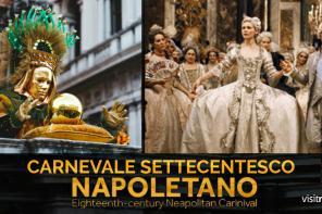 Napoli, tuffo nel '700 per un Carnevale d'altri tempi