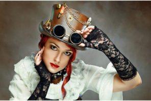 Al Nabilah il dress code è  steampunk, cyerpunk e fantasy