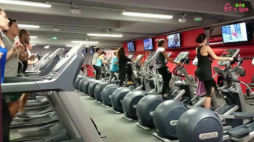 fitness e palestra