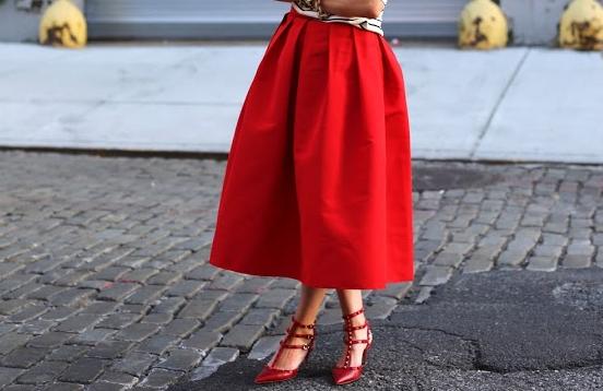 3 modi per indossare la gonna anche in Inverno
