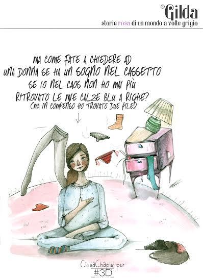 Gilda e i sogni nel cassetto