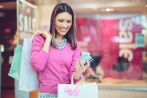 Young-woman-shopping