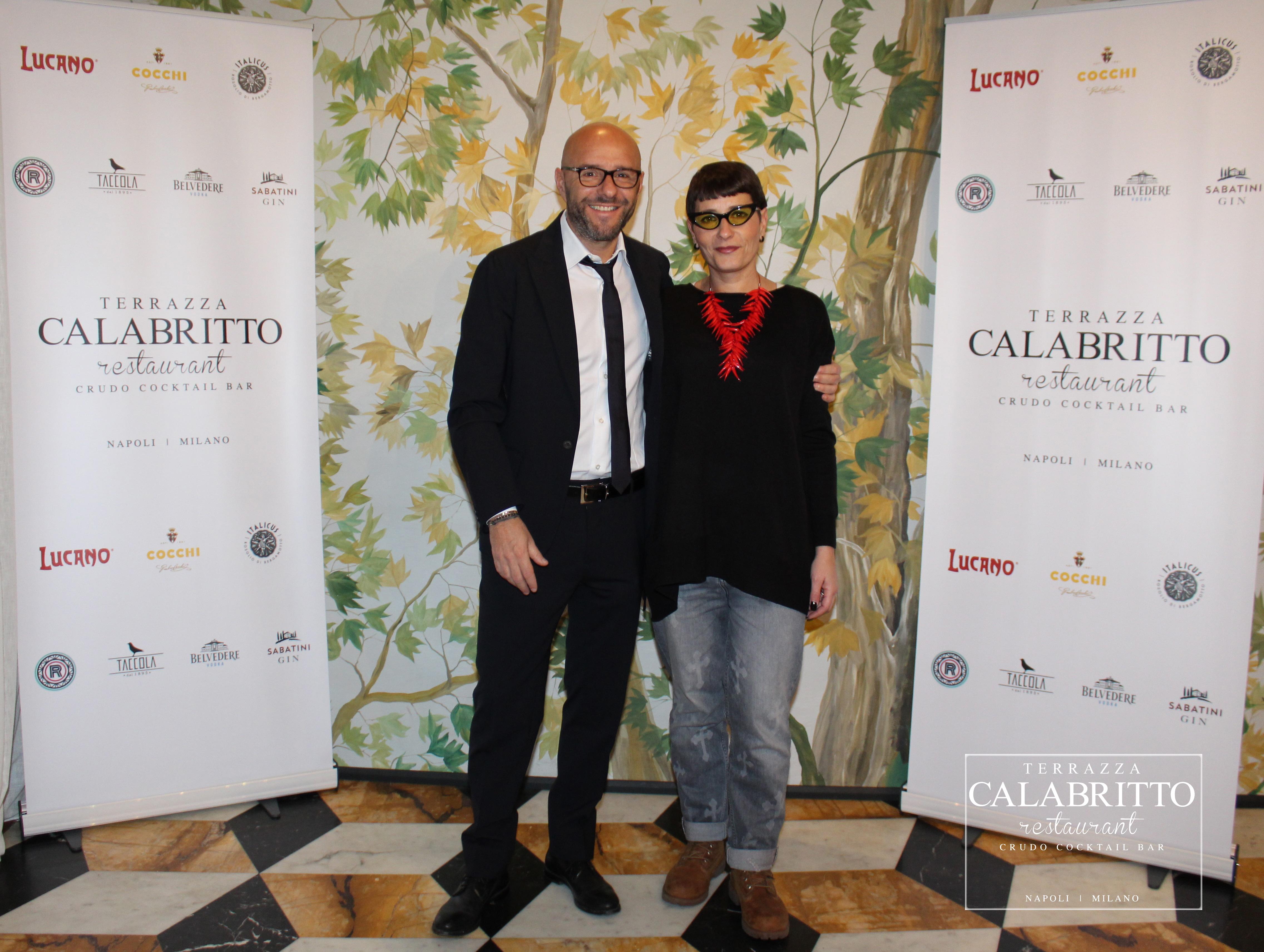 Terrazza Calabritto Milano L Ombelico Della Mixology E
