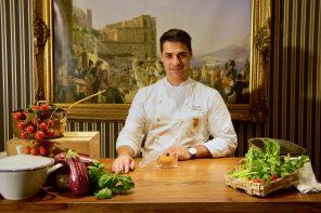 """L'arte gastronomica dello chef Pasquale Palamaro incontra la storia con """"Esperienze borboniche"""""""