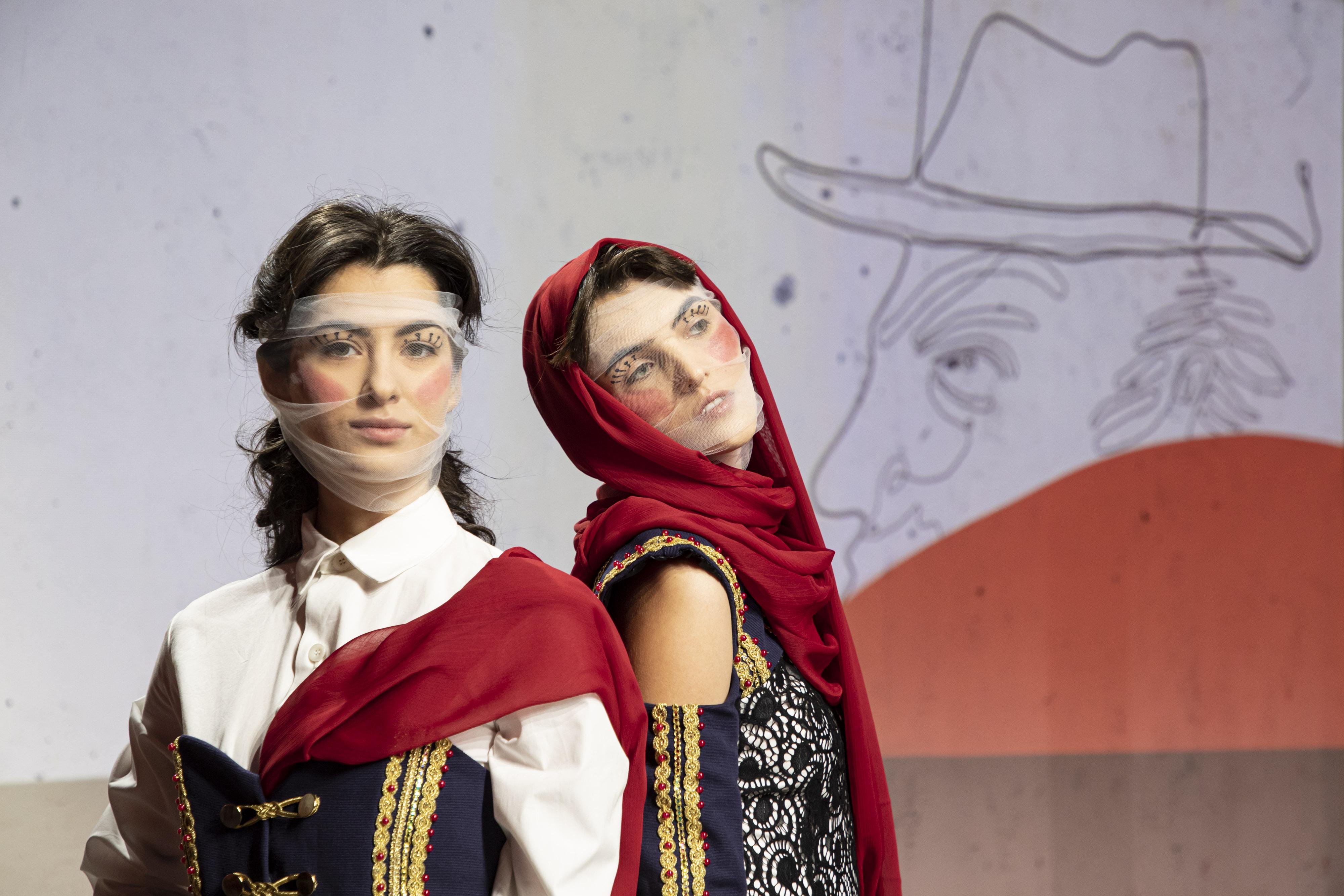 maiami accademia moda omaggio a Fellini