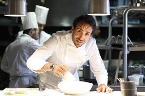 Arte e semplicità nella cucina dello Chef Francesco Sposito