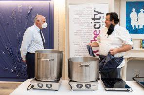 Wine&Thecity: l'ebrezza di ritrovarsi in un incontro tra vino e cucina d'autore