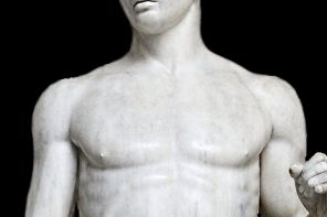 L'uomo perfetto secondo la storia dell'arte: BELLO E IMPOSSIBILE!