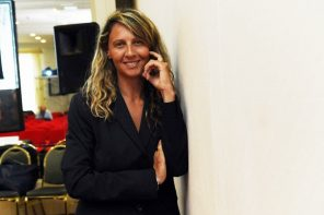 Donne tech: Federica Angelantoni