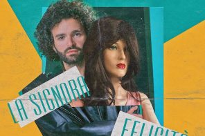 "Emilio Carrino ""La signora felicità"" anticipa l'album in uscita a febbraio."