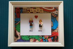Celebrando Handmade: i regali perfetti per stupire chi amiamo con il Lego