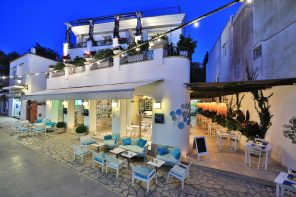 Hotel Villa Blu Capri la boutique hotel dell'isola delle sirene