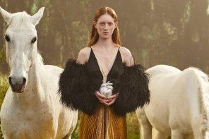 """""""Aria"""" il cortometraggio di Gucci per celebrare i cento anni del marchio"""