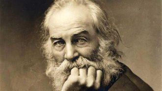 Walt Whitman SCRITTORE