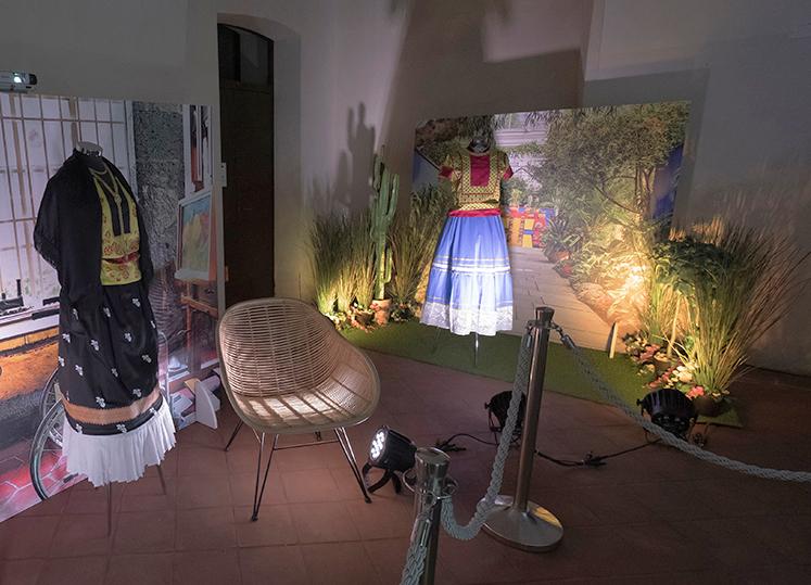 Frida Kalho e i suoi abiti
