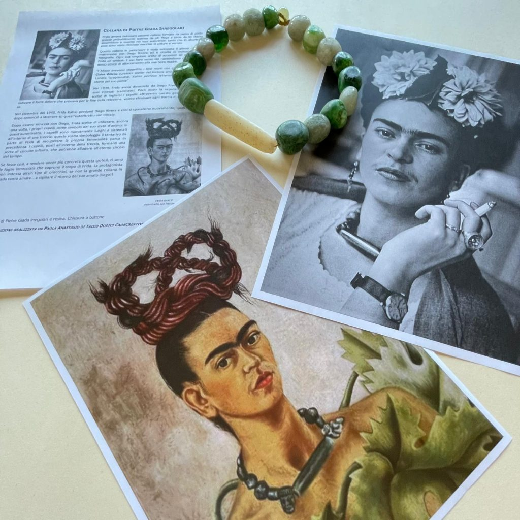 Fotografie e ritratti di Frida Kalho