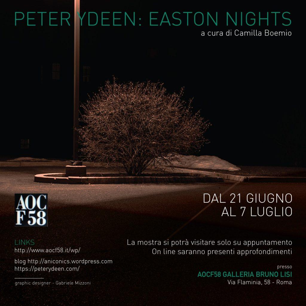 Peter Ydeen Easton Nights