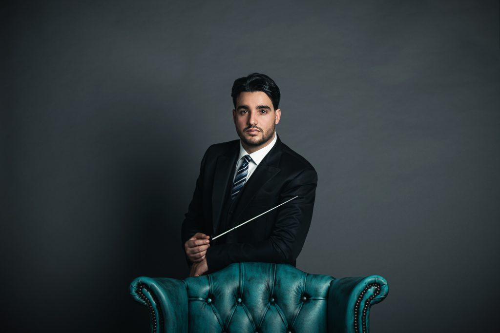 M° Alfonso Todisco dirige La Nuova Orchestra Scarlatti