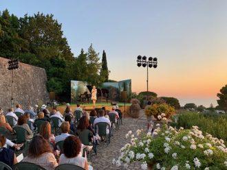 Villa San Michele | Terrazza Concerto