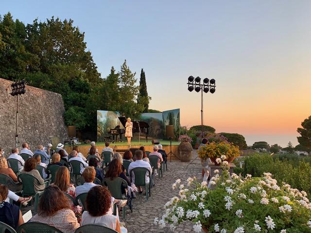 Villa San Michele   Terrazza Concerto