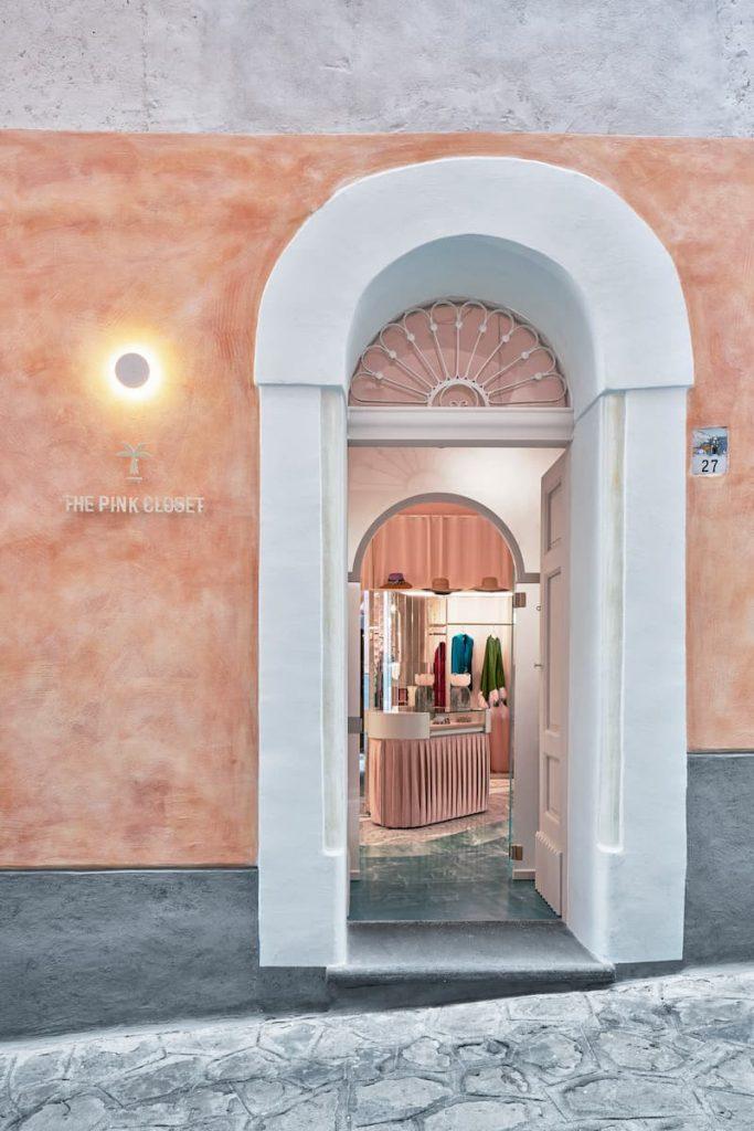 COSTIERA AMALFITANA |The Pink Closet